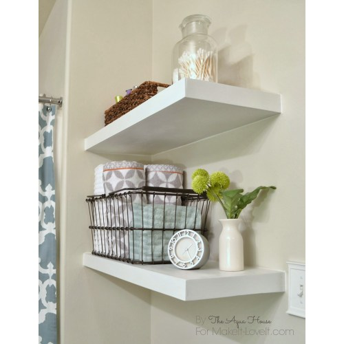 Medium Crop Of Small Square Floating Shelves