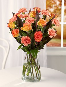 Autumn Dawn Bouquet - M&S