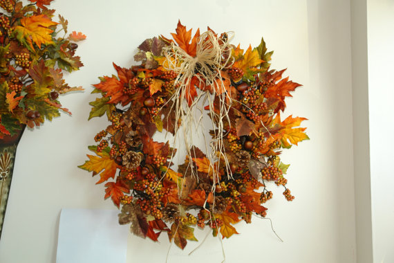 Autumn Wreath - Aniamelisa