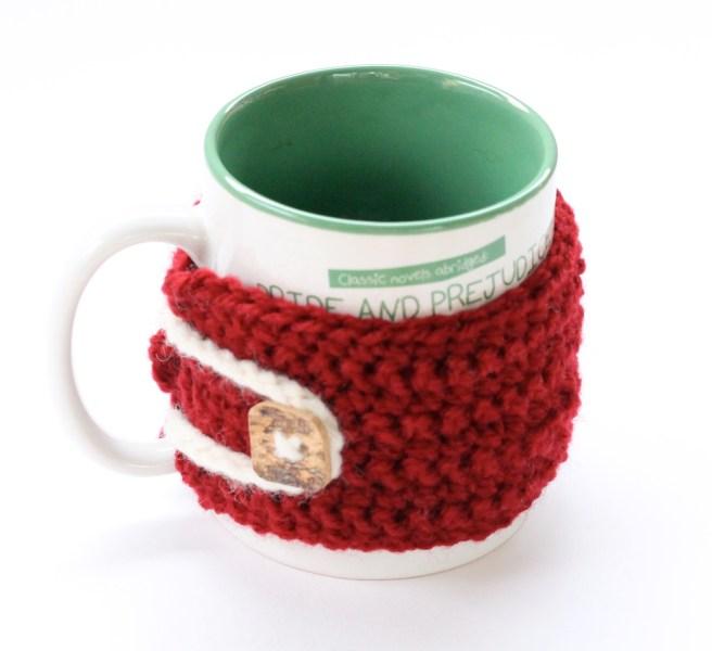 crochet a cup cosy crochet pattern