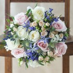 We Love… The Blue Sapphire Bouquet from Appleyard Flowers