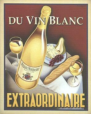 du vin blan extraordinaire by forney - artrepublic