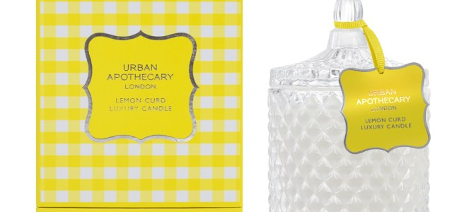 Lemon Curd Candle with Box_UAL