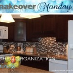 kitchen organization: cabinets