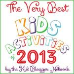 kid blogger network's best of 2013 blog hop
