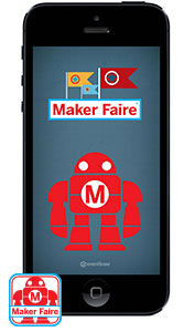 Maker Faire Mobile App