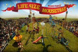 Life Size Mousetrap