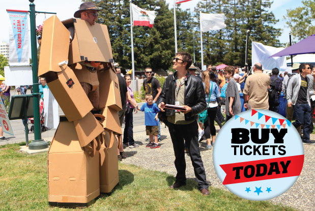 World Maker Faire 2014 Videos
