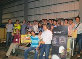 【Maker x 在地製造】參訪鋼鐵人實作基地-新勝機械
