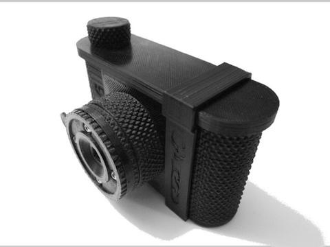 LA MACCHINA FOTOGRAFICA STAMPATA IN 3D TERRAPIN PINHOLE LA MACCHINA FOTOGRAFICA CON FORO STENOPEICO