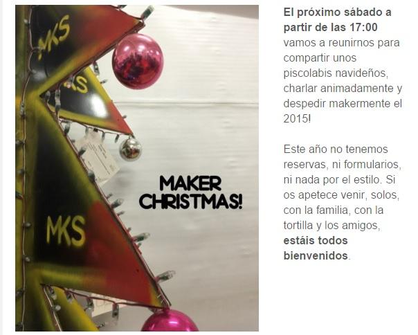 Maker Cristmas