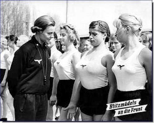 nazi emo girls