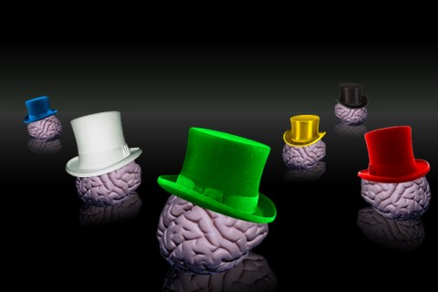 BLOGGING through the lens of De Bono's Six Thinking Hat…