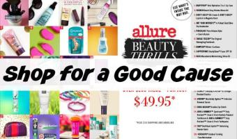 Allure Beauty Thrills Box