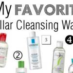What is Micellar Cleansing Water?