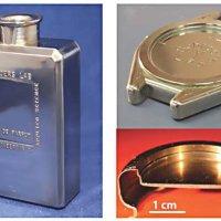 Liquidmetal samples