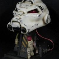 Space Marine Terminator Helm