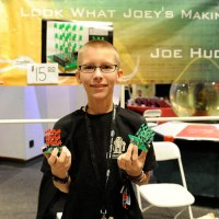 Joey Hudy at World Maker Faire. Photo by Aaron Fedor/Cognizant Technology Solutions