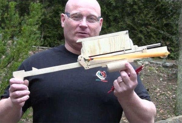 DIY-Pump-Action-Pencil-Crossbow1