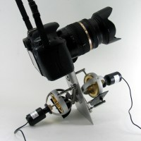 DIY gyroscopic camera stabilizer