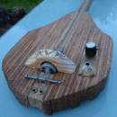 Motorized Scrap Wood Sitar