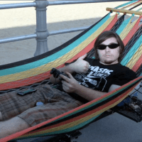 Drivable Hammock