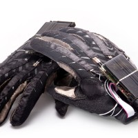 EnableTalk gloves prototype