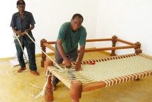 Heirloom Technology — All-Purpose Swahili Bed