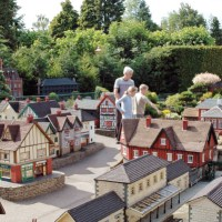 The model vllage of Bekonscot