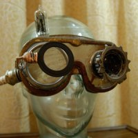 Steampunk Goggles by Tanenbaum Fabrications