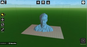 MakerBot's machine control and slicing software, released at the same time as the Replicator 2. Download it here.