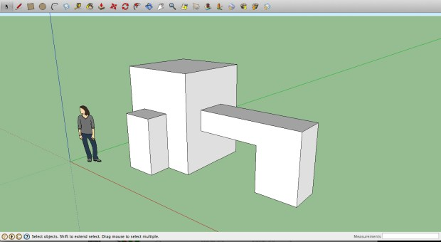 SketchUp is a great app for all things rectilinear, like creating a model of your home. Download it here and learn how to design a charger caddy with it here.