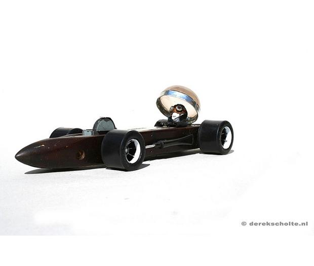 Maximilian's racer from junkart.me.