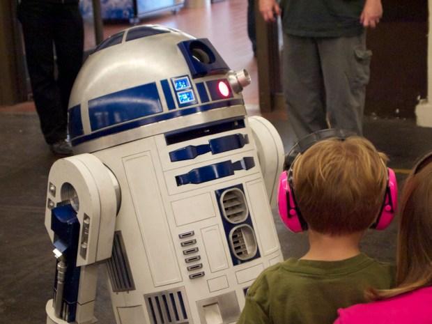 It's R2!