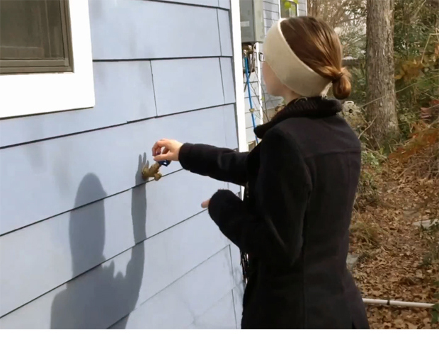 16/17: Concealed Exterior Door (link)