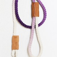 Modern dyed leash-2