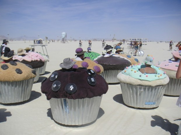 Acme Muffineering's Cupcake Cars. Photo by William Keller.