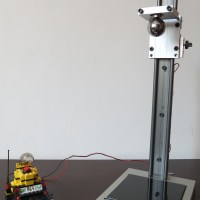 Custom built test rig Brutus