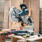 "New Review: Bosch GCM12SD 12"" Dual-Bevel Glide Miter Saw"