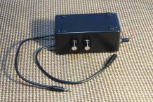 Bass Bump Headphone Amp
