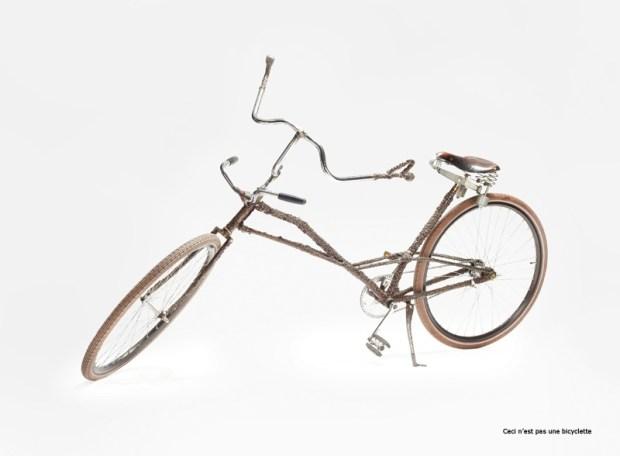 Ceci n'est pas une bicyclette