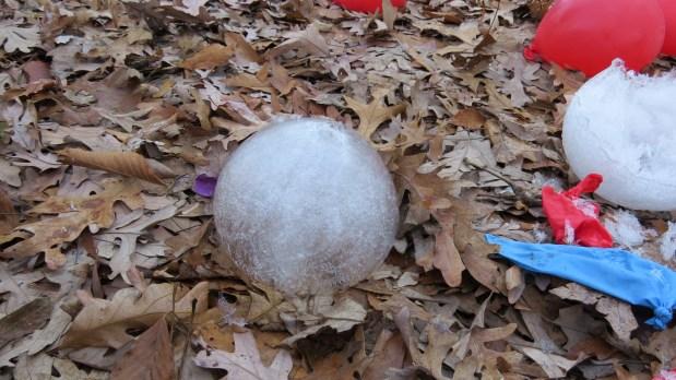 Crystal ball.
