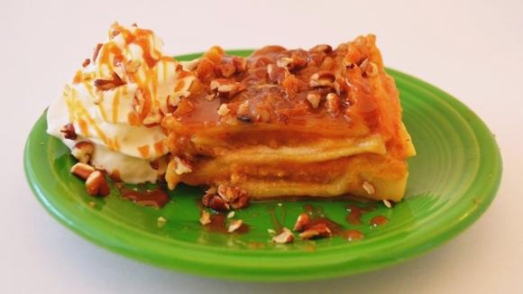 Pumpkin-Pie-Lasagna