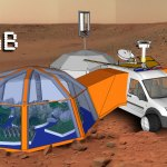 """LandLab is an all-terrain, modular base-station built on the Ford Transit Connect, designed for use in disasters, emergencies, scientific research...""  See more of this Ultimate Maker Vehicle: http://bit.ly/umvllab"