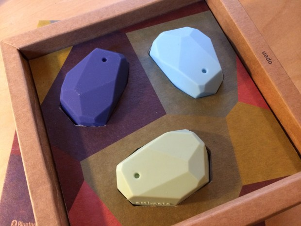 The Estimote Developer Preview Kit