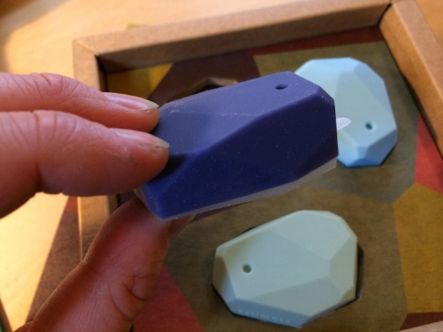 An Estimote iBeacon