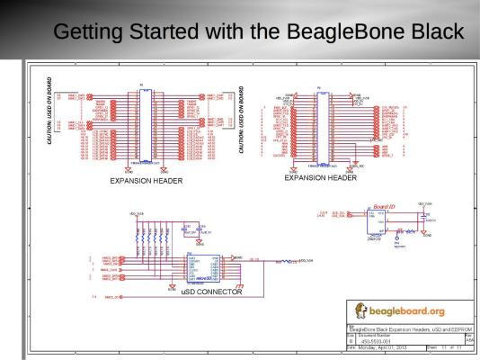 Getting Started with BeagleBone Black Slide5