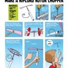 Howtoons: Ripcord Rotor Chopper