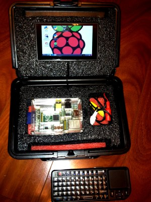 I recently launched a successful Kickstarter campaign for a Raspberry Pi all in one carrying case. After designing foam packaging for various industries and being an avid techy, I was able to incorporate the best of both worlds. Now you can have a portable command station for your pi, and not have to worry about damage again.  Project Link