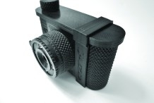 Five Fully Functional 3D-Printed Cameras